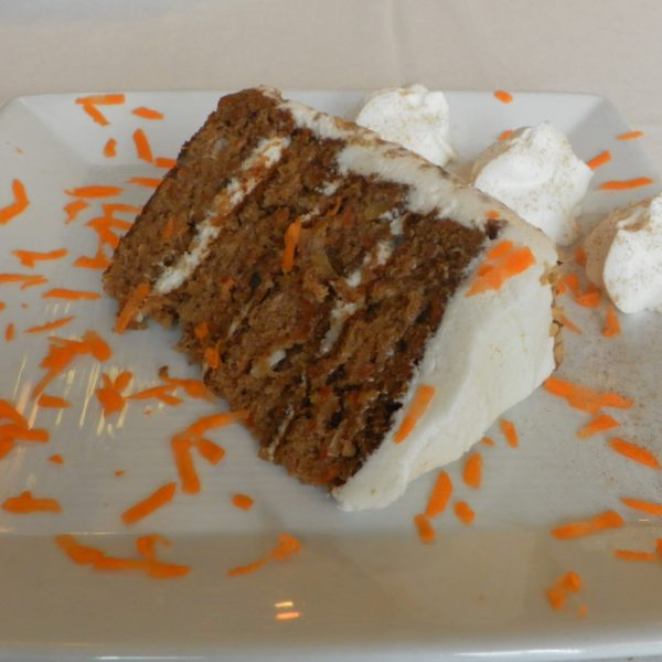 Carrot Cake - Big T's Tower