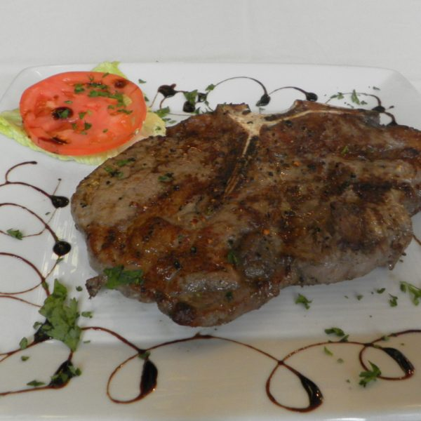 Porterhouse Steak - Stockyards Aged Prime