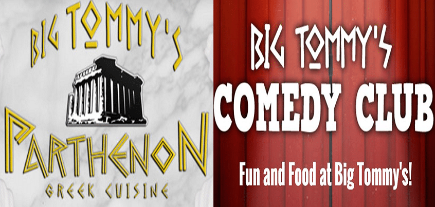 Big Tommy's Parthenon & Comedy Club