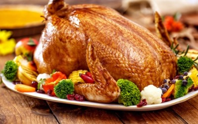 Big Tommy's Thanksgiving Day Buffet
