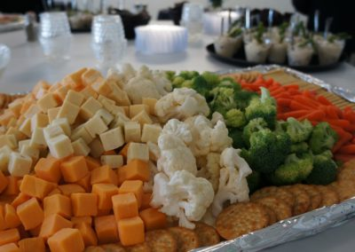 Big Tommy's Catering Cheese & Cracker Tray