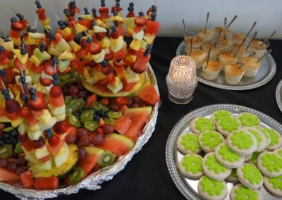 Big Tommy's Catering Fruit & Dessert Tray