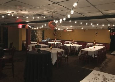 Big Tommy's Parthenon Banquet Room 1