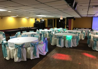 Big Tommy's Parthenon Banquet Room