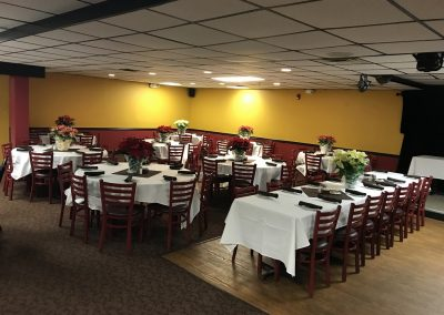 Big Tommy's Parthenon Banquet Room 6